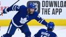 Joe Thornton playing key role in Maple Leafs' success since return