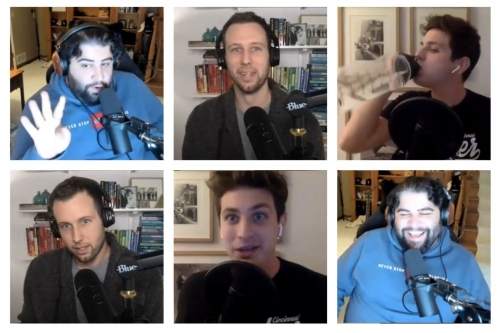 The Big Blurt Podcast 3 — The Best Skyline, Chicago or Chili?
