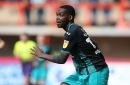 Joel Asoro claims he was in the wrong hands at Swansea City