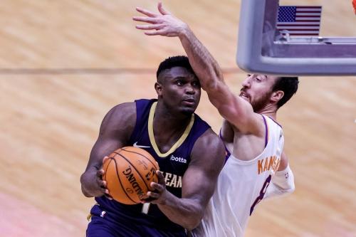 Open Thread: Suns at Pelicans