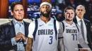 Mavs' trade deadline plans amid Andre Drummond talks