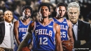 Sixers' Tobias Harris reveals the difference between playing for Doc Rivers, Brett Brown