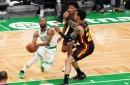 Boston Celtics fend off late surge, beat Atlanta Hawks 121-109