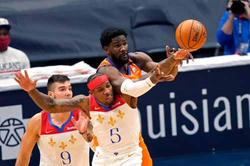 Phoenix Suns erupt in fourth quarter of comeback win at New Orleans Pelicans
