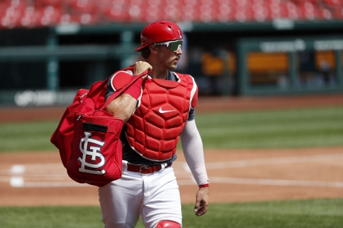 Knizner studies, readies as Cardinals confront annual question of 'succession plan' at catcher
