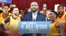 Donovan Mitchell, Rudy Gobert campaign managers for Mike Conley's All-Star bid
