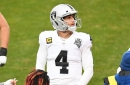Raiders news: Colts inquired about Derek Carr