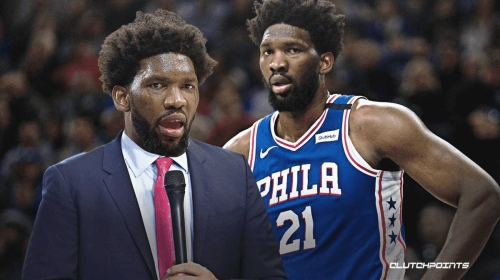 The reason Joel Embiid is now 'unguardable', according to Joel Embiid