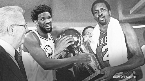 Joel Embiid is going full 1982-83 Moses Malone and it's bad news for the rest of the NBA