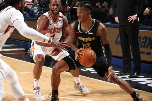 Preview: Suns head to Memphis on the second night of a back-to-back