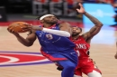Pistons' Jerami Grant compares favorably to stiff competition for NBA All-Star Game bid