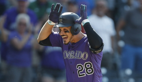 Fits like a glove: Golden third baseman Arenado warms to first Florida spring, Cardinals 'culture'