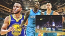 Terry Rozier's game-winner for Hornets gives Warriors painful reminder of what Stephen Curry's dad did 31 years ago