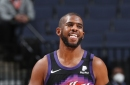 Phoenix Suns point guard Chris Paul on becoming sixth all-time assist leader