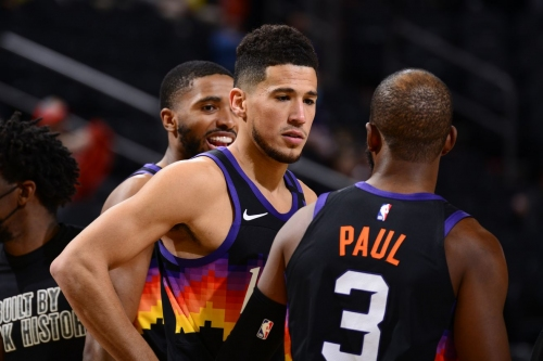 Suns set franchise record for threes, but focus is all on defense