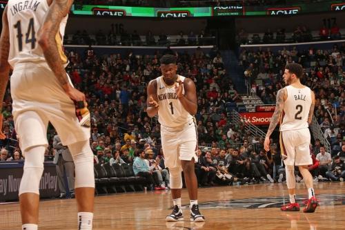 Boston Celtics at New Orleans Pelicans Game #30 1/21/21