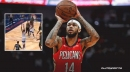 Pelicans' Brandon Ingram's perfectly timed 3-pointer downs Celtics in overtime