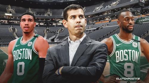 Brad Stevens points to No. 1 problem with struggling Celtics