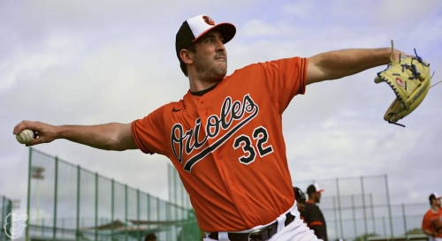 Pitcher Matt Harvey on why he chose the Orioles | VIDEO