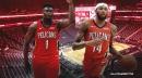 Zion Williamson, Brandon Ingram vocal on Pelicans' change of heart