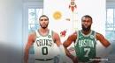 Celtics need to 'grow up', according to Jaylen Brown