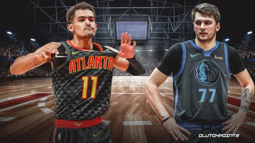 Trae Young intensifies rivalry with Luka Doncic with historic streak
