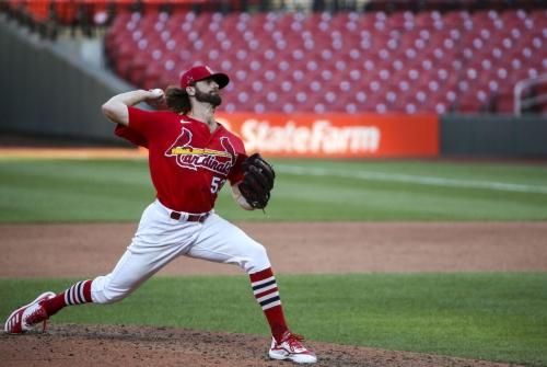 John Gant, 'good at baseball,' aims to convince Cardinals he's good enough to be a starter