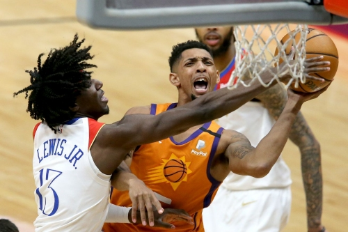 Center of the Sun:Suns big week gets them league's 4th best record
