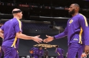 LeBron James Defends Alex Caruso, Lakers Role Players