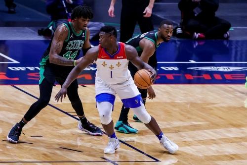 Garden Report: New Rock Bottom for the Celtics