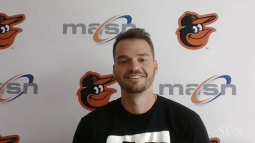 Orioles' Trey Mancini returns to the field | VIDEO