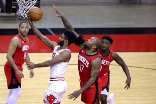 Bulls vs. Rockets final score: Chicago uses 46-point 3rd quarter to surge to 120-100 win
