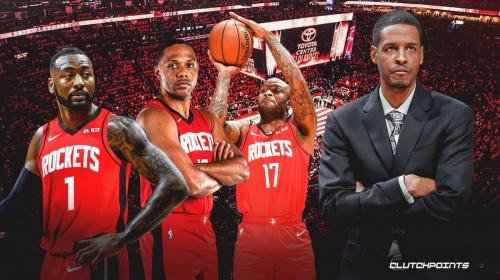 Stephen Silas gives brutally honest reaction on Rockets' eight-game losing streak