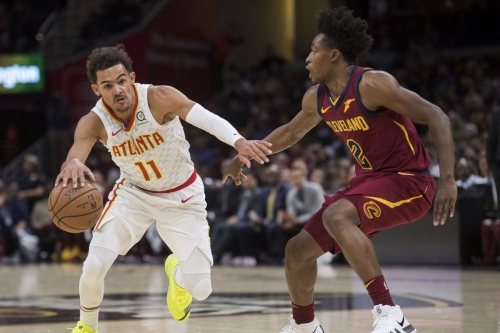 Preview: Hawks take on struggling Cavaliers in Cleveland