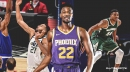 Suns news: Deandre Ayton's amazing reaction to being asked if he was a DPOY candidate