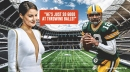 Shailene Woodley on engagement to Aaron Rodgers: Never thought she'd 'marry someone who throws balls'