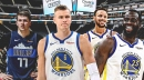 NBA trade rumors: Mavs reach out to Warriors about Kristaps Porzingis deal
