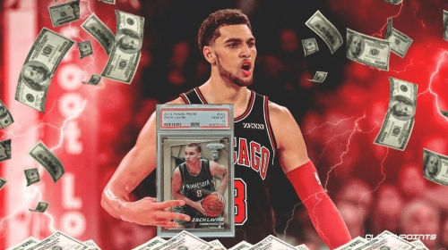 3 reasons why Bulls star Zach LaVine must be your next NBA card investment