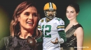 Report: Danica Patrick completely apathetic about Aaron Rodgers' engagement to Shailene Woodley