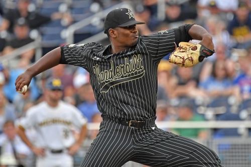 2021 MLB Draft Prep: Division 1 college games resume
