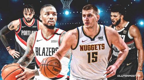 NBA odds: Blazers vs. Nuggets prediction, odds, pick, more
