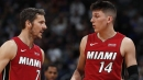 Goran Dragic, Tyler Herro listed as questionable by Heat for Wednesday vs. Raptors