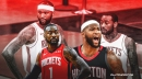 Rockets' John Wall reacts to DeMarcus Cousins' departure