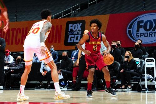 Game Thread 2/23/21: Hawks at Cavaliers