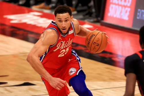 Sixers' Ben Simmons named a 2021 All-Star reserve