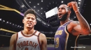 Lakers' LeBron James chimes in on Devin Booker being left off All-Star Game roster
