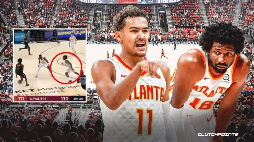 Trae Young, Hawks sound off on huge blunder in final seconds vs. Cavs