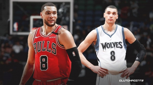 Bulls star Zach LaVine sends message to his 19-year-old self after All-Star selection