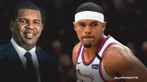 The reason Tobias Harris is massive All-Star snub, according to his father