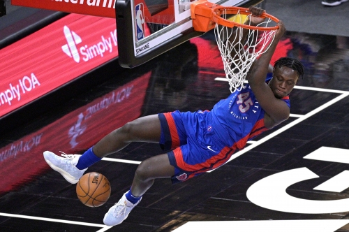 Detroit Pistons game score vs. New Orleans Pelicans: How to watch tonight's game